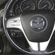 Ручное управление для инвалидов на автомобиль Мазда 6 фото