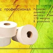 Туалетная бумага Барс профессионал фото