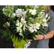 Международная доставка цветов. фото