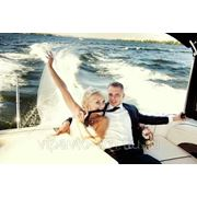 Катер на свадьбу фото