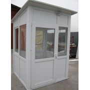 cabina paza termopan фото