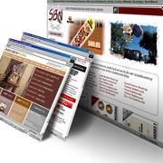 Создание бизнес сайта фото