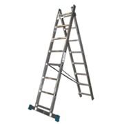 Лестницы-стремянки фото