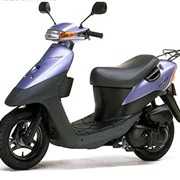 Мопед, скутер Suzuki Lets 2 CA1KB фото