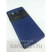 Телефон Vertu Signature Touch PURE NAVY LIZARD 86506 фото