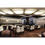 Дизайн интерьера ресторанов от ARH-CLD SRL фото