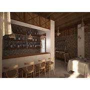 Дизайн ресторанов фото