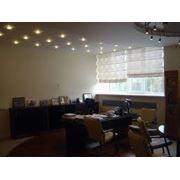 Дизайн проект интерьера офиса фото