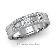 Кольца с бриллиантами W43073-1 фото