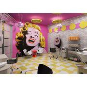 Дизайн салонов красоты в Кишиневе фото