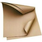 Бумага Техническая коричневая фото