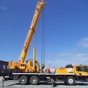 Автокран 50 тонн Сочи фото