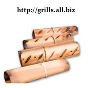 Деревянные пластины для копчения из красного кедра фото