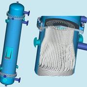 Теплообменники для химической и судостроительной промышленности фото