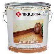 Tikkurila Валтти масло для террасной доски (2.7л) бесцветное фото