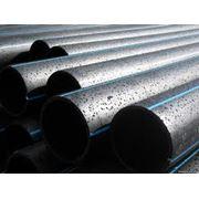 Трубы полиэтиленовые 75 мм. фото