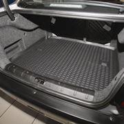 Полиуретановые коврики в багажник фото