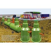 Ливневые очистные сооружения для предприятий и коттеджных поселков фото