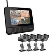Беспроводная система видеонаблюдения Kvadro-Hammy Vision фото