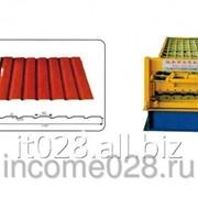 Линия по производству профнастила С-15 фото