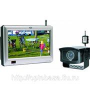 Система видеонаблюдения парковочная фото