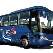 Туристический автобус Yutong фото