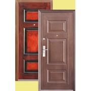Стальные входные двери. Модель: K531 фото