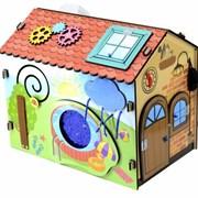 Развивающая игра Бизиборд: Чудо-дом фото