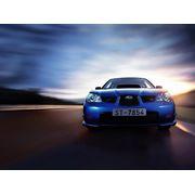 Автомобиль Subaru Impreza WRX STI фото