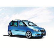 Автомобиль Skoda Roomster фото