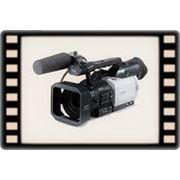 Услуги видеосъемки мероприятий фото