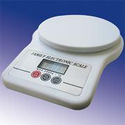 Электронные кухонные весы фото