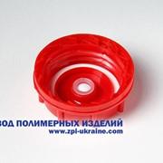 Крышка с клапаном избыточного давления DIN 45 ,DIN 51 фото
