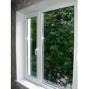 Окна пластиковые двухкамерные фото