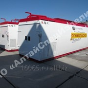 Автомобильная заправочная станция мобильная 20 м.куб модель 20.1Д фото
