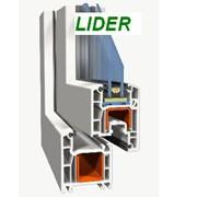 Металлопластиковые окна LIDER, купить, заказать, Донецк фото