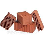 Блоки керамические POROTERM фото