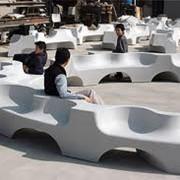 Мебель для города фото