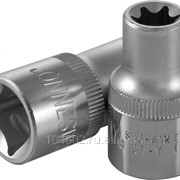 Торцевая головка 1/2DR внешний Torx Е-10, код товара: 49710, артикул: S06H410 фото