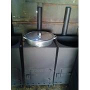 Печка-прачка. фото