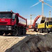 Доставка щебня, песка, ПГС и др. сыпучих материалов по Актюбинской обл. фото