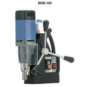 Магнитная дрель MAB-100 фото