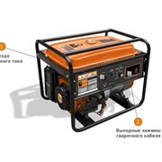 Сварочный генератор фото