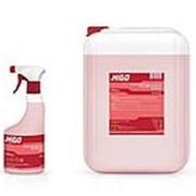 «HANDES» Дезинфицирующее средство на основе пероксида водорода и надмолочно фото