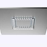 Светодиодный офисный светильник ДПО-32 фото
