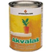 Лак для стен и потолков Akvalak фото