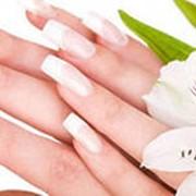 Биогелевое наращивание ногтей фото