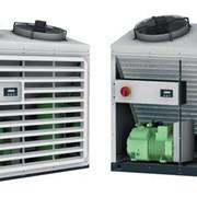 Агрегаты холодильные фото
