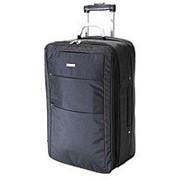 Дорожная сумка 31х21х50см черный фото