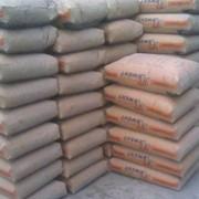 Цемент сухой в мешках фото